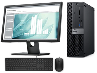 Picture of Dell OptiPlex  5070 SFF 21.5""